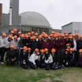 Visita a la Central Nuclear de Atucha