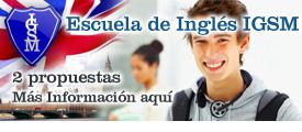 Escuela de Inglés IGSM