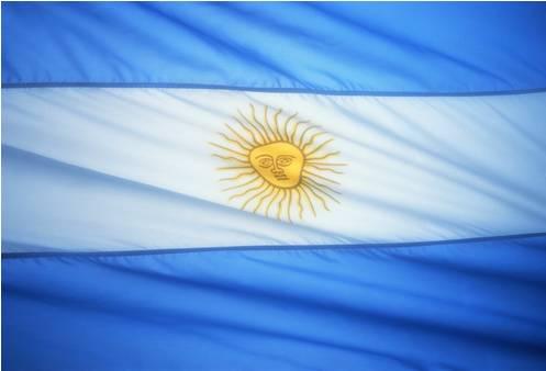 Feliz Cumple Bandera Argentina :)