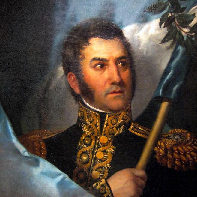General San Martín Libertador de América
